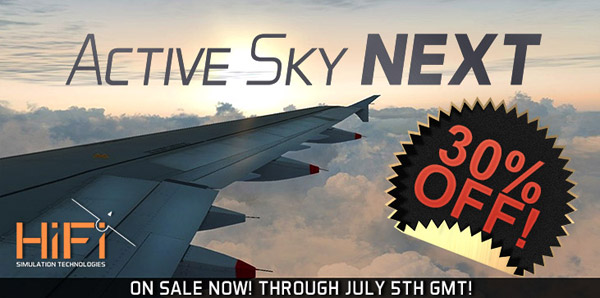 Active Sky Next Sale - 30% OFF Now - Click here