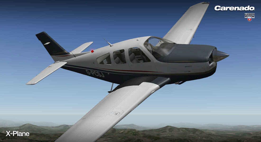 Carenado F33a Bonanza X-plane 10 Herunterladen // slatolsopas tk