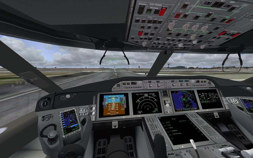 787 Sound Fsx