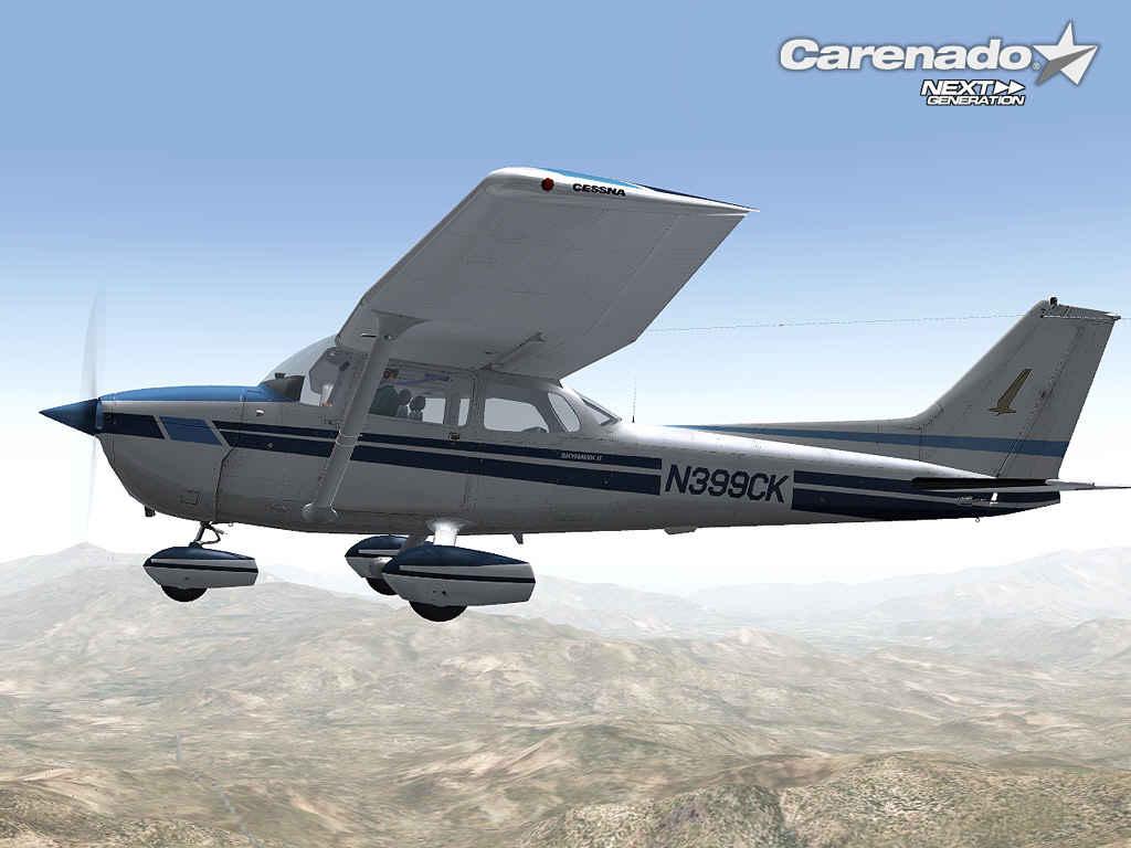 Carenado Cessna 172 Fsx Carenado Cessna C172n
