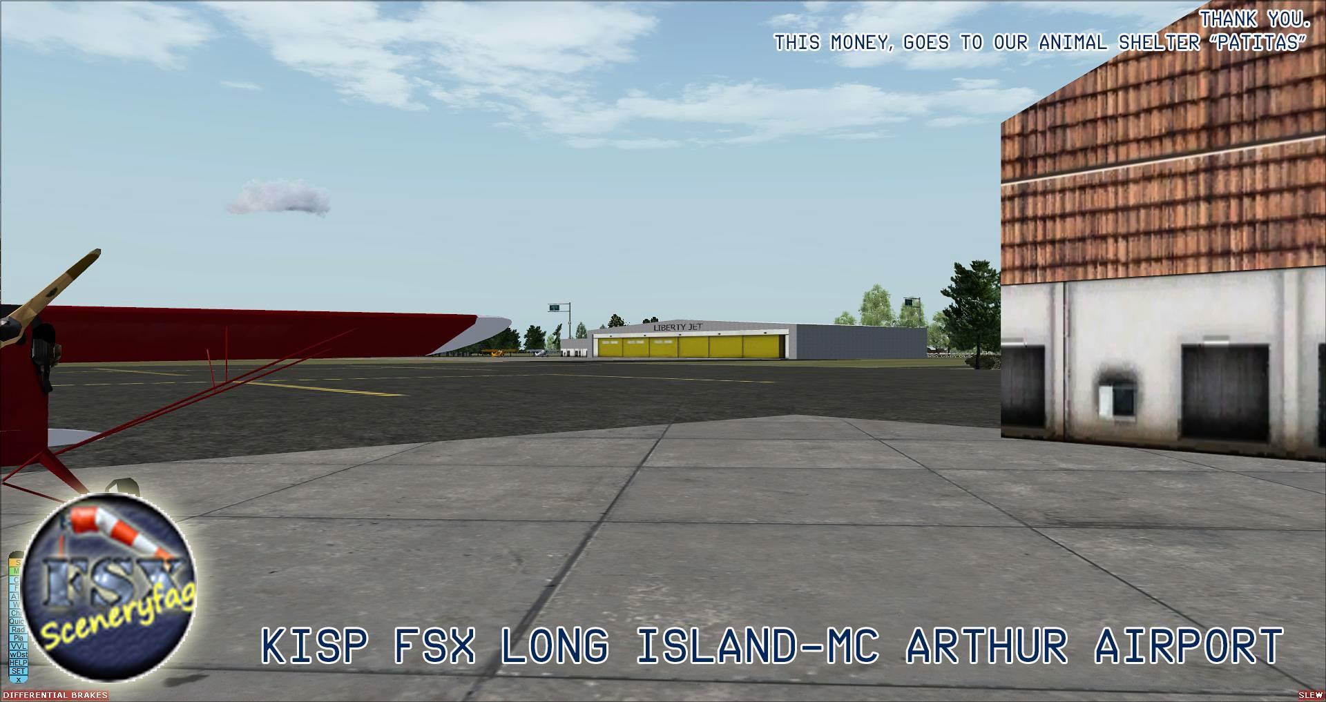 Islip Airport Long Island Railroad