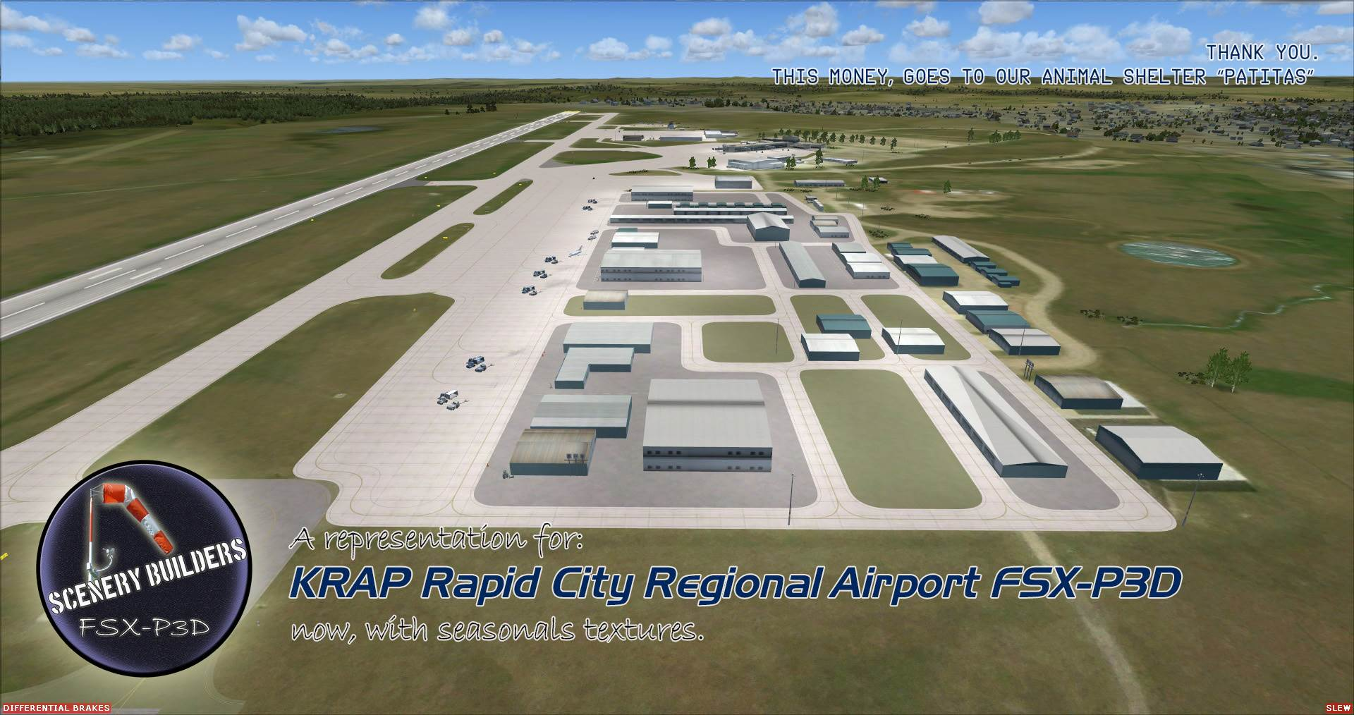 Rapid City Regional Airport Krap