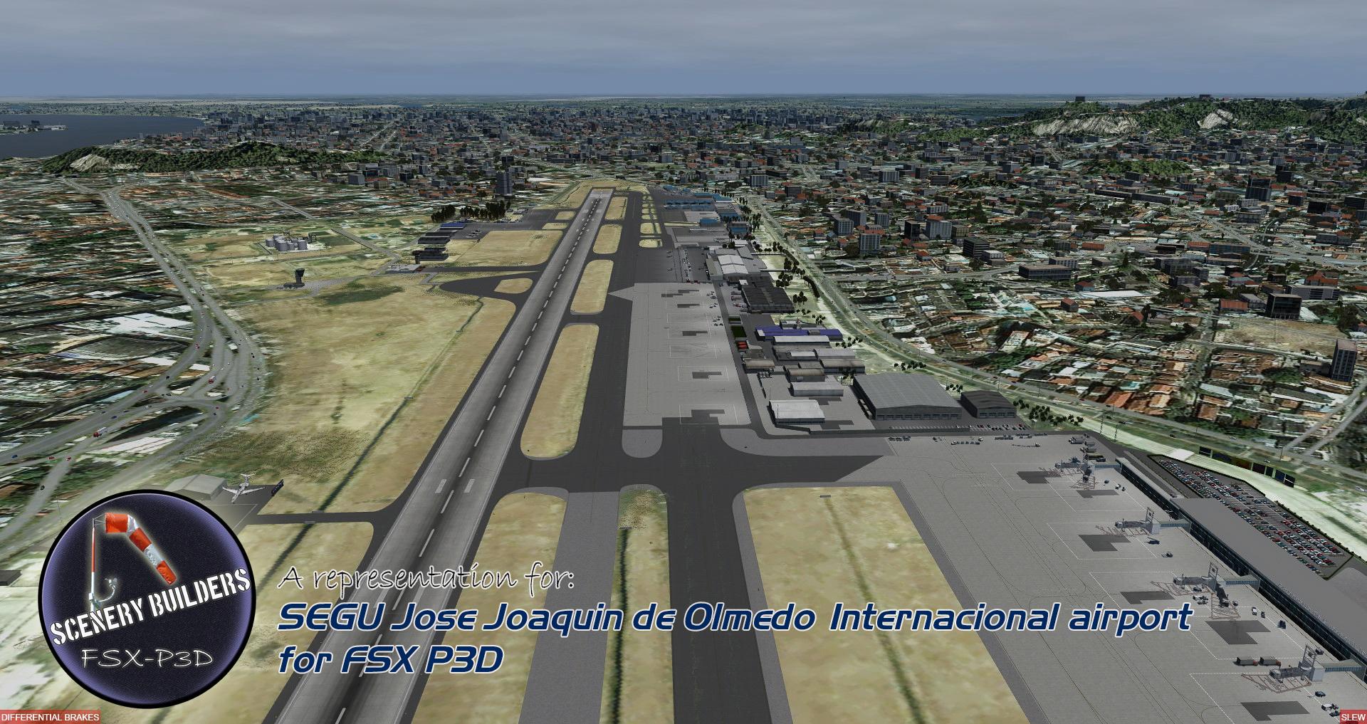 Nouakchott New International Airport (GQNO)