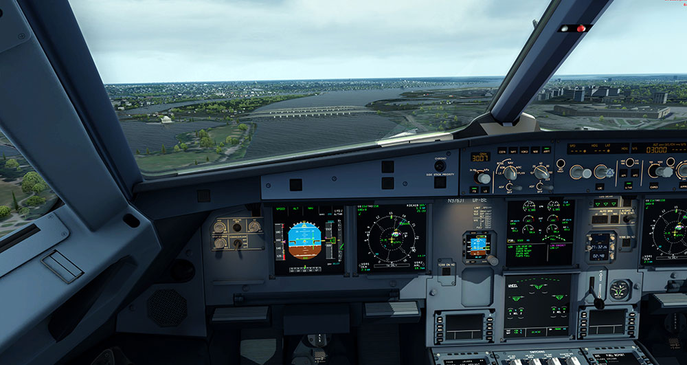 Buy and Download Airbus Aerosoft A320/A321 professional