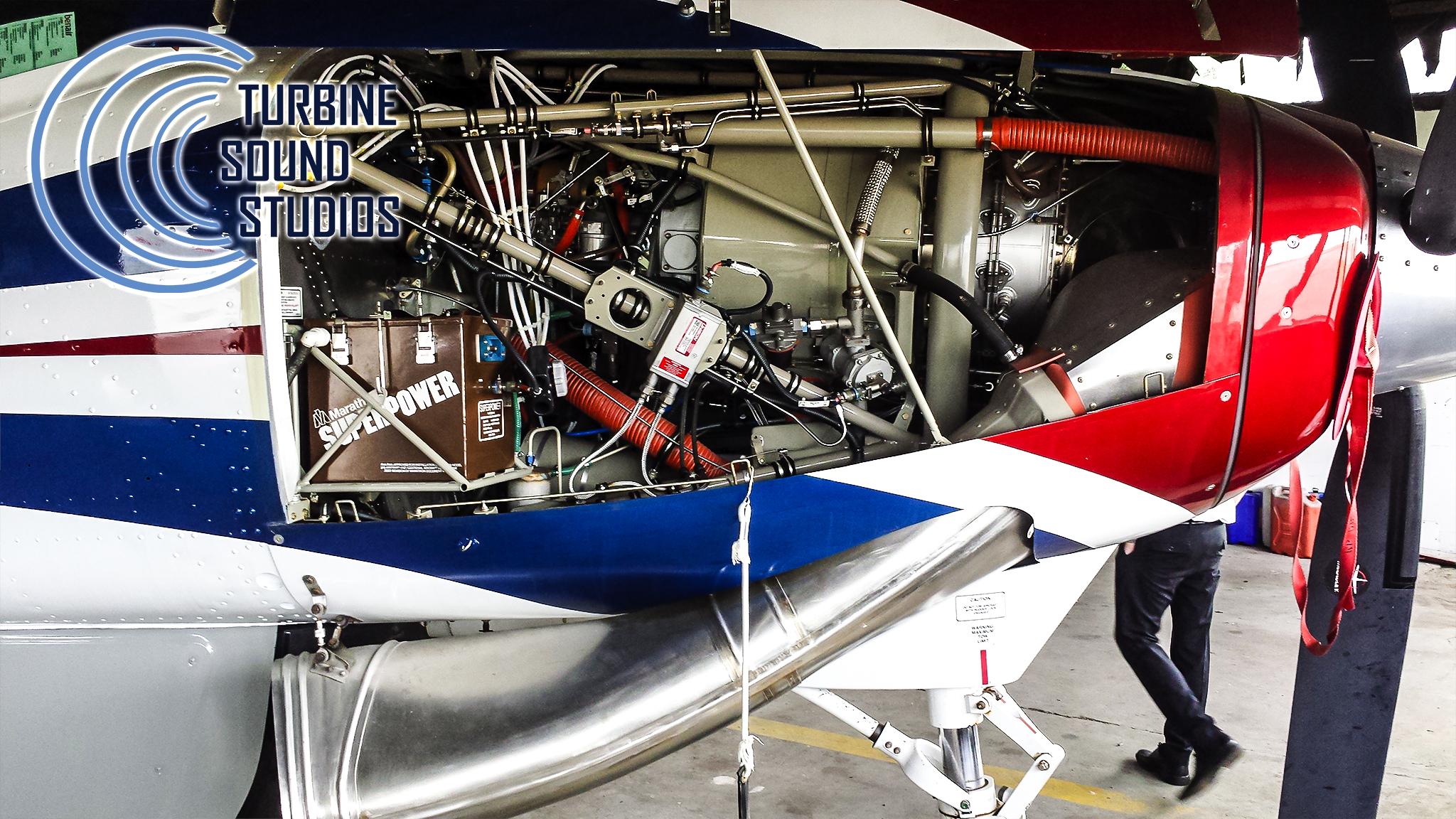 Cessna 208 PW-PT6 Pilot Edition Sound Package