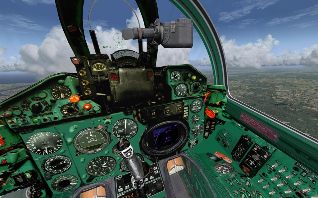 Mig-21 v2 (Steam)