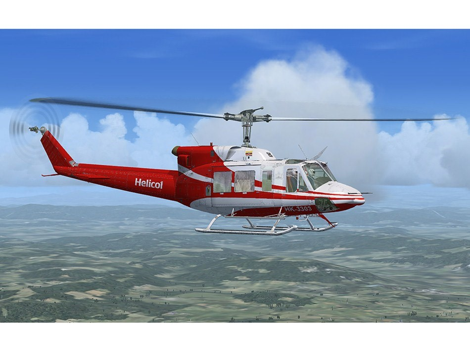 Download Now) Cera Sim Bell 212 for Microsoft Flight Simulator X