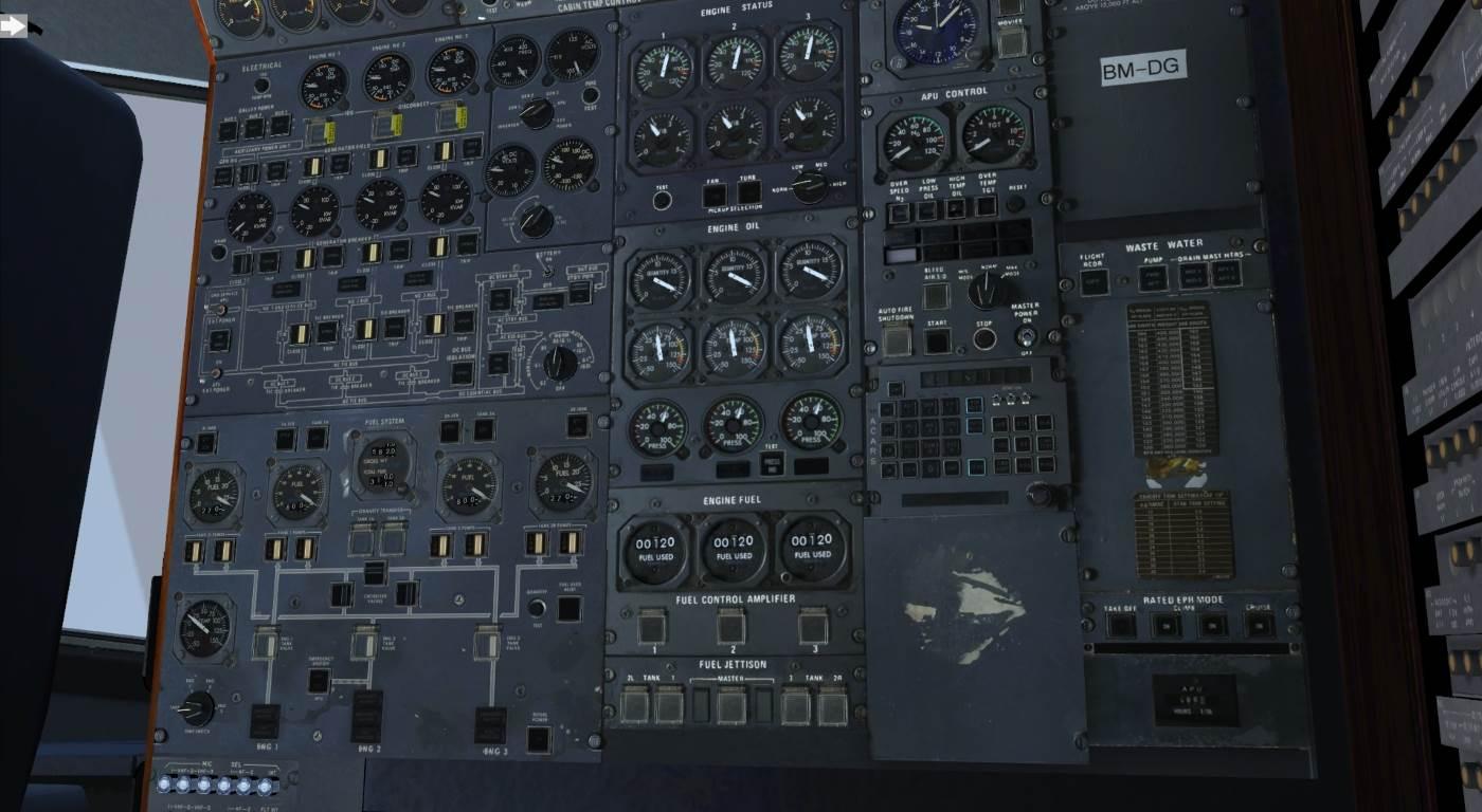 Just Flight L 1011 Tristar Professional