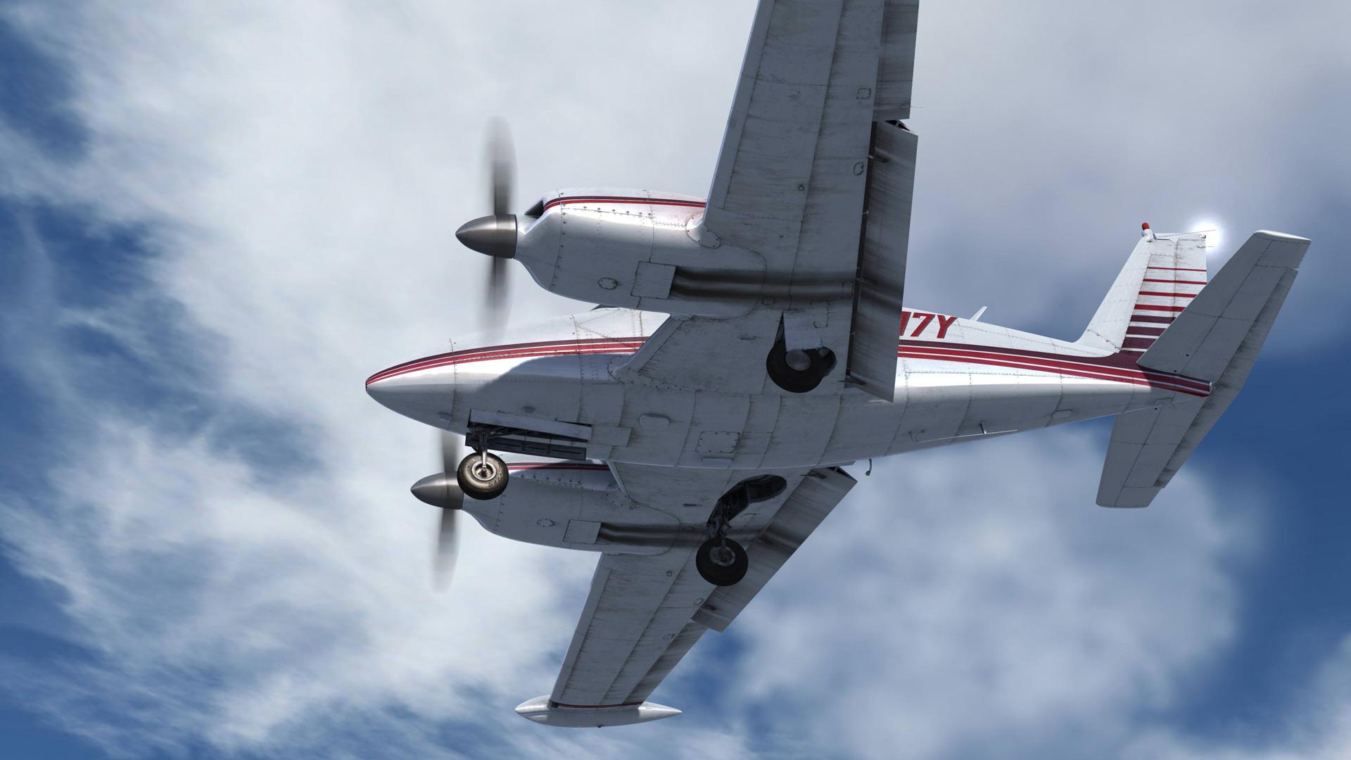 PC Aviator USA - PA-30 Twin Comanche (Instant Download)