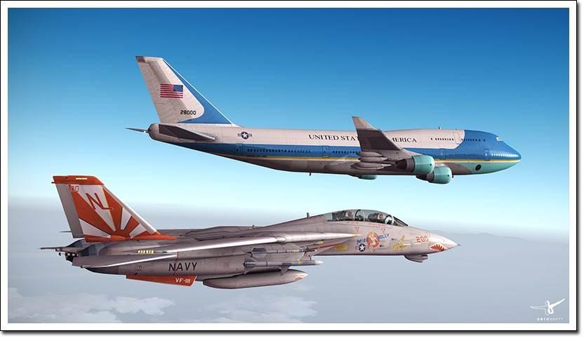 F-14 Tomcat Extended (FSX+FSX:SE+P3D)