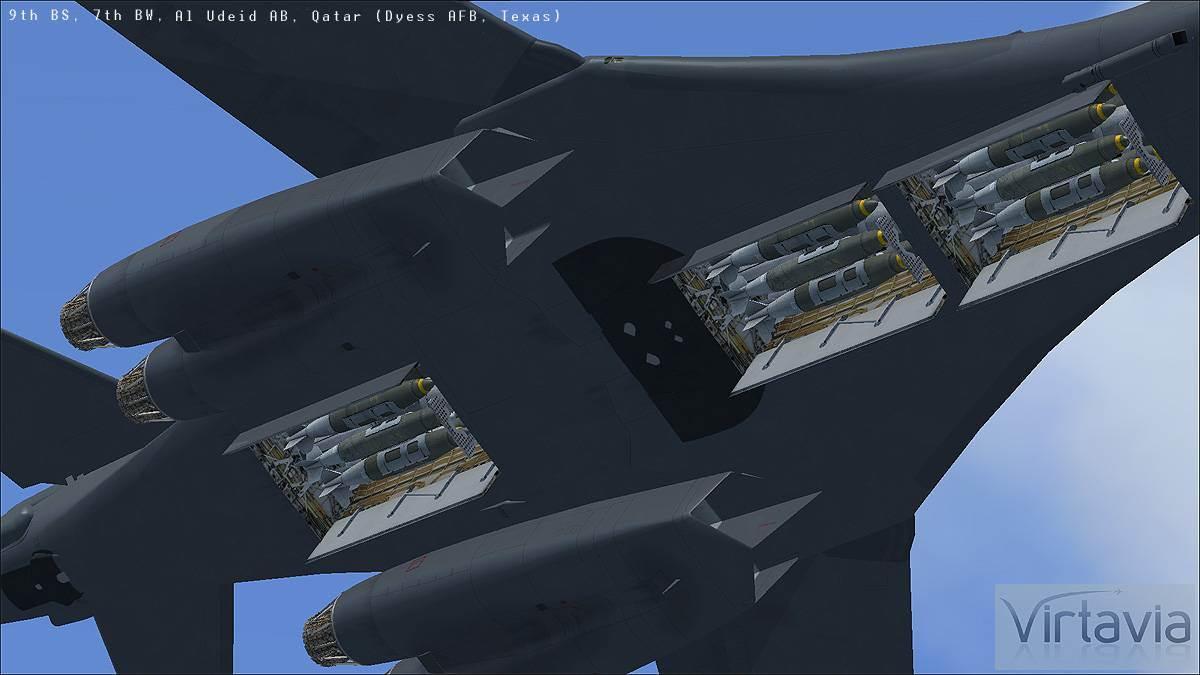 B-1B Lancer (Steam)B 52 Stealth Bomber