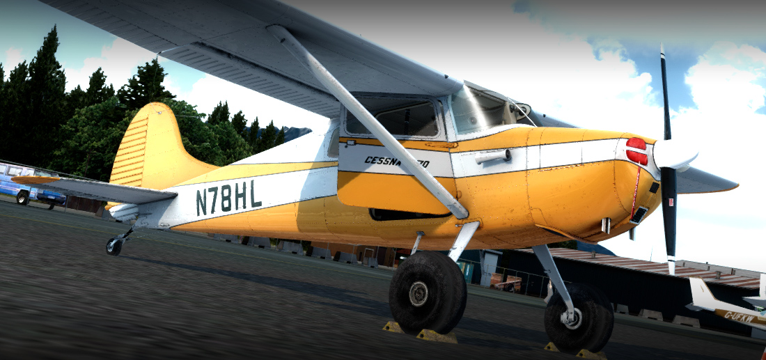 Download Quality Alabeo Alabeo C170B(FSX+P3D) Add-on for FSX and P3D