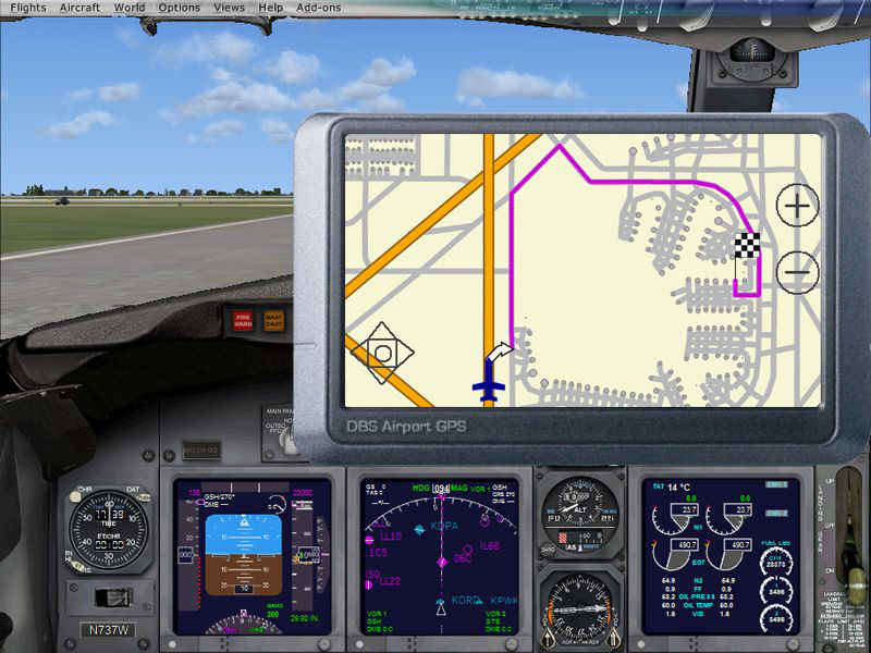 DBS Studio - Airport GPS for FSX (Download) - PC Aviator