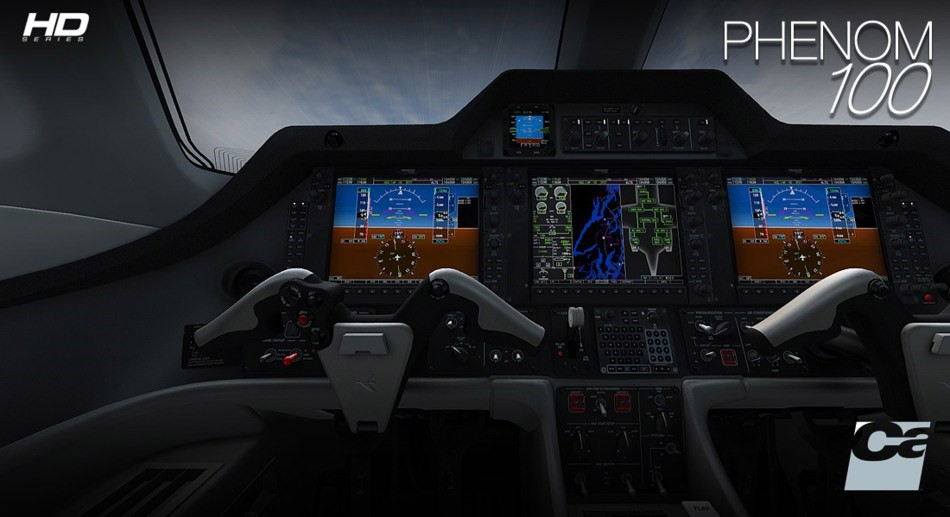 Download Now - Carenado E50P Phenom 100 HD Series for FSX and P3D