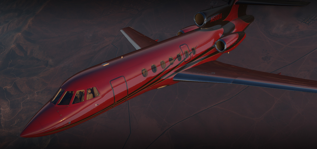Carenado FA50 EX (X-Plane 11)