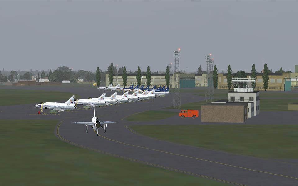 RAF Leconfield (FSX/FSX:SE/P3D)