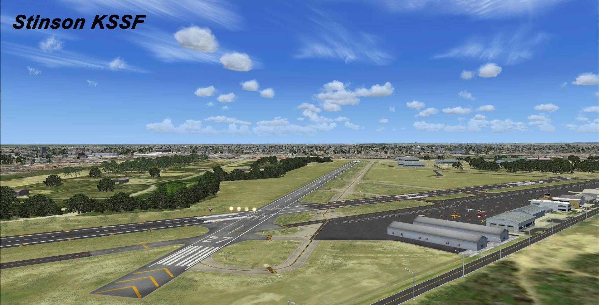 San Antonio International Airport Ksat Deluxe Package