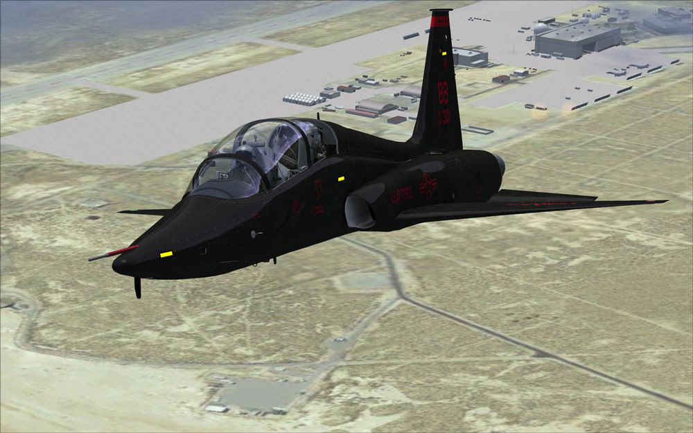 PC Aviator USA - MilViz T-38A Jet Trainer (Instant Download)