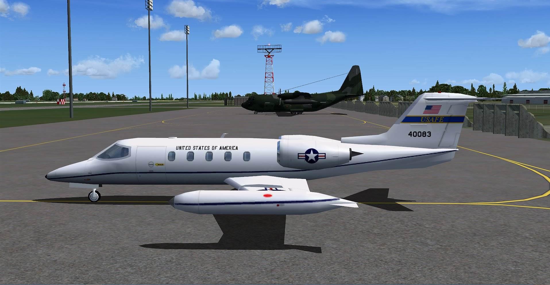 RAF Alconbury FSX, FSX-SE & Prepar3D