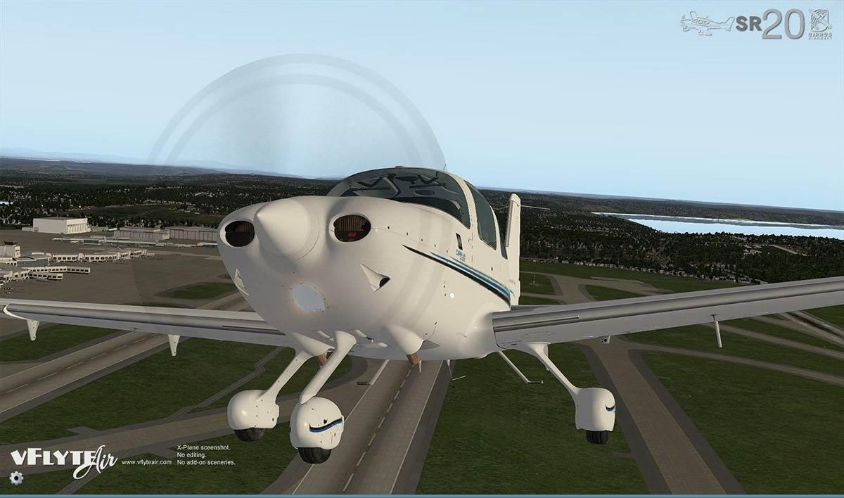 Cirrus SR20 for X-Plane 11