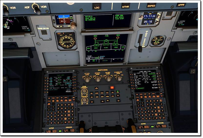 Aerosoft Airbus A318/A319 & A320/A321