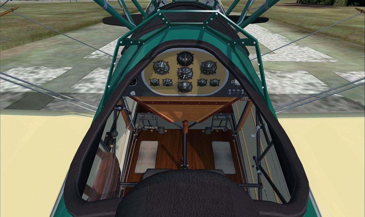 WACO UBF-2 (FSX/Steam/P3D)
