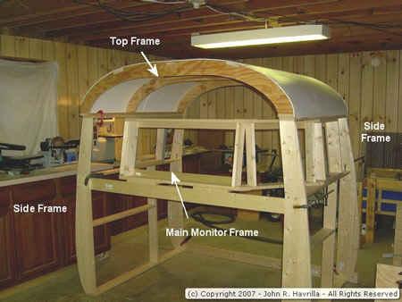 Home built flight simulator plans