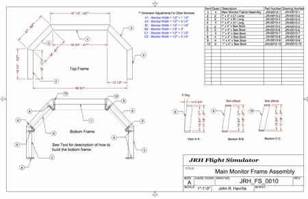 pc aviator the flight simulation company On home flight simulator plans