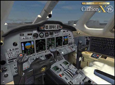 Cessna Citation X Pc Aviator Direct