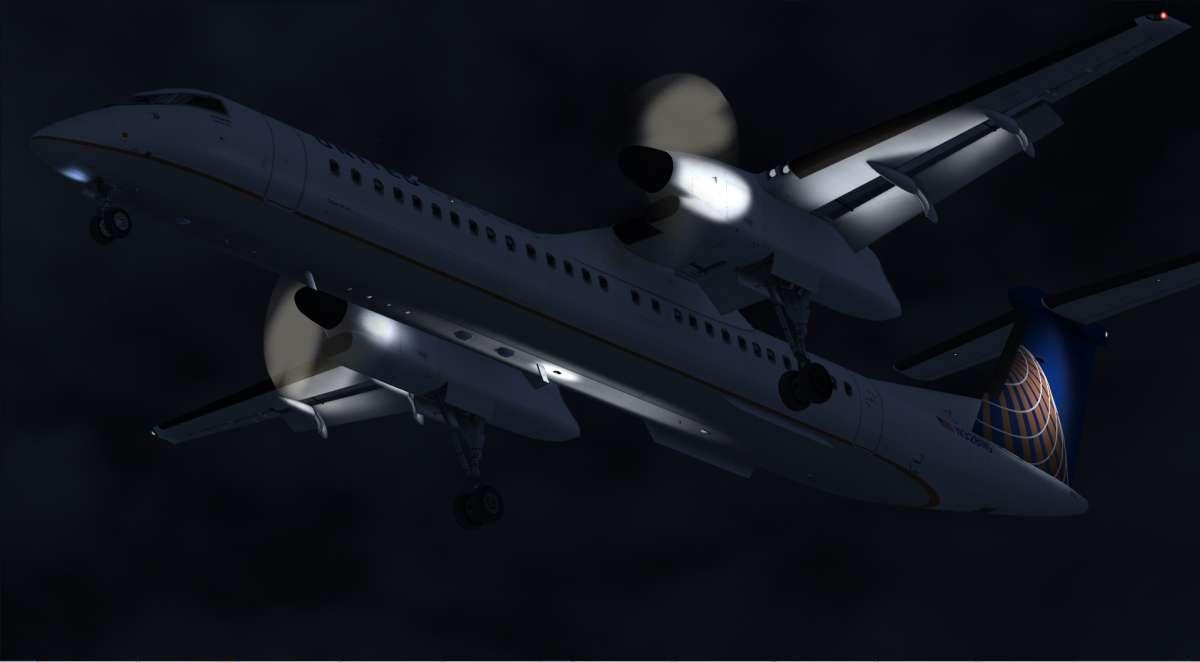 Majestic Software Dash 8 Q400 Pilot Edition for FSX