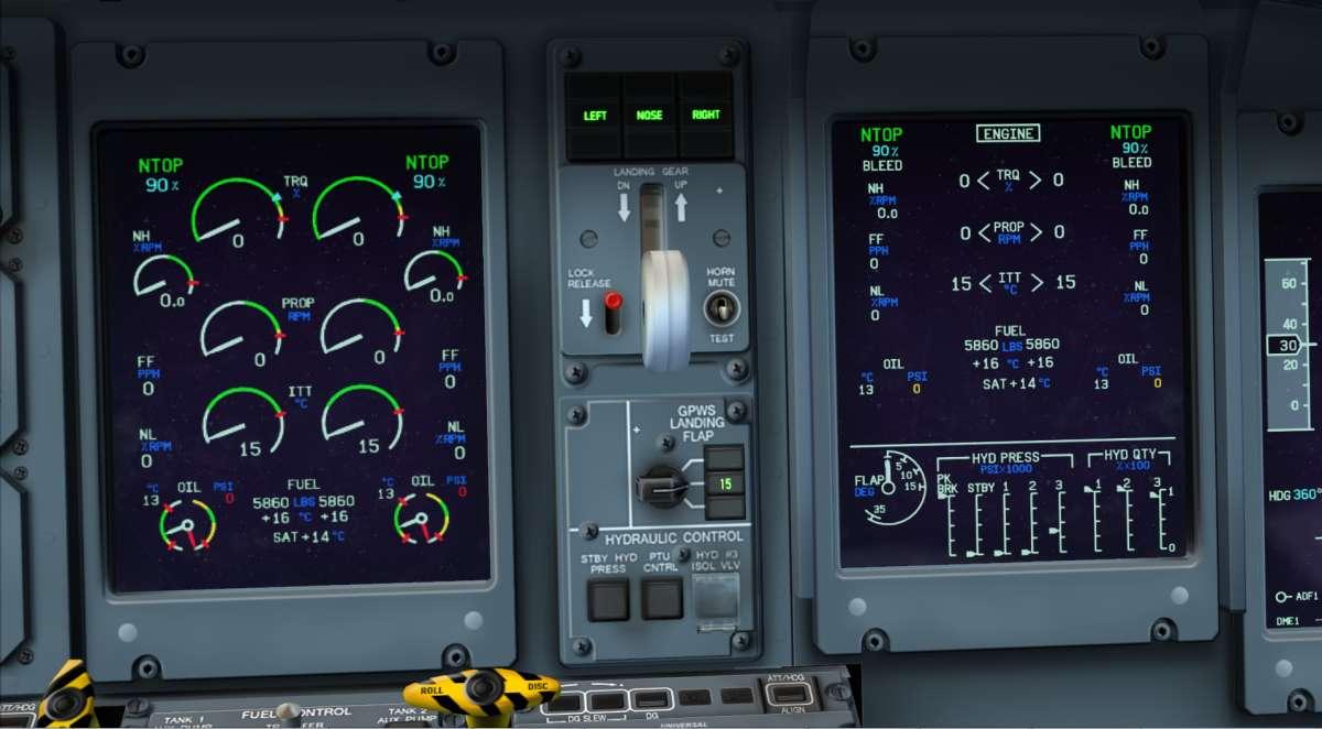 Majestic Software Dash 8 Q400 PRO Edition for FSX