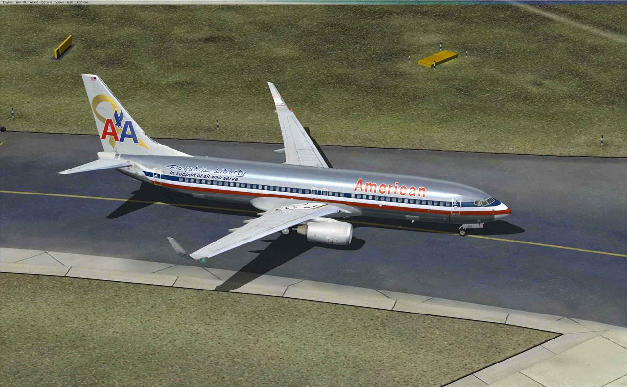 Boeing 737-800 ER - PC Aviator Direct