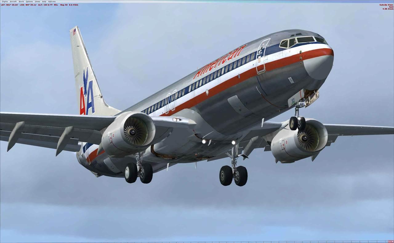 Boeing 737-800 ER - PC Aviator Direct