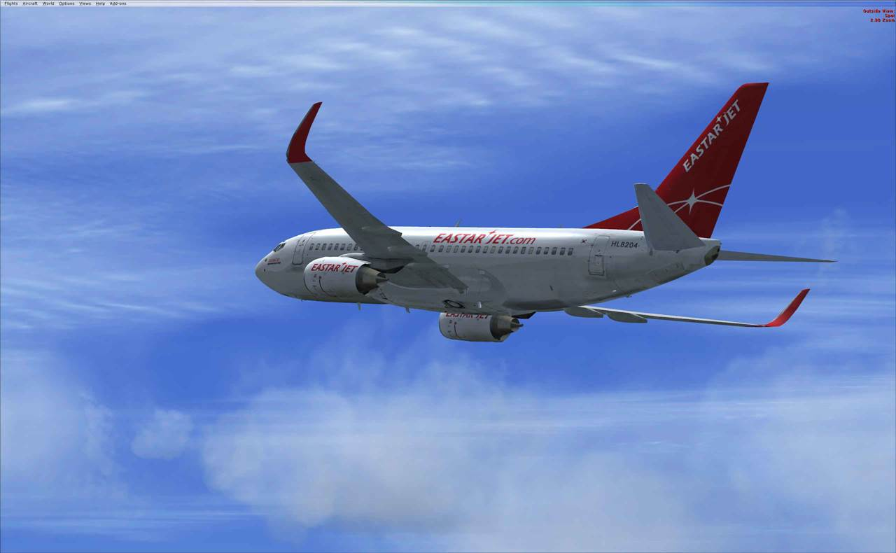 Boeing 737-700 X2 - ST & HGW Series - PC Aviator Direct