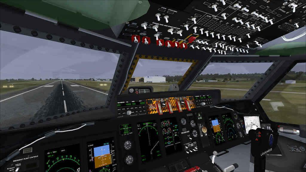 C-5M Super Galaxy - PC Aviator