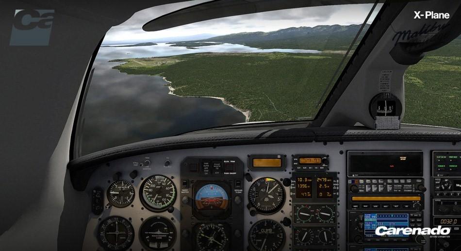 Carenado C337 skymaster