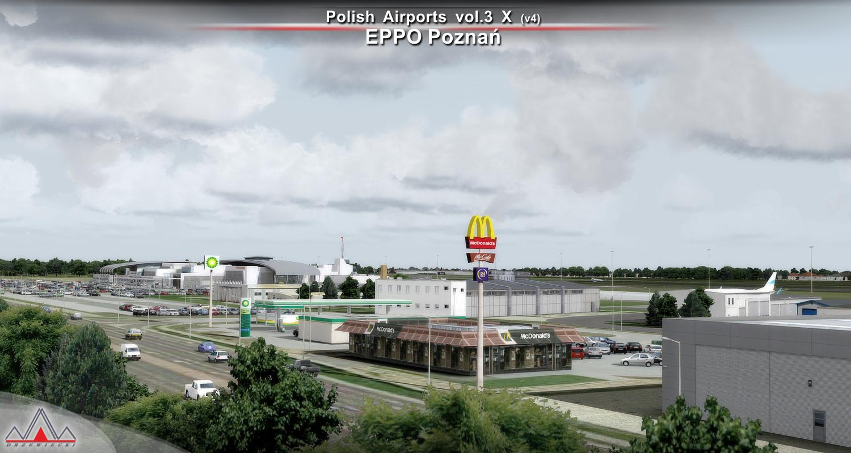 Polish Airports Vol 3 (FSX/P3D/P3D v4)