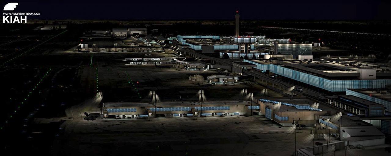 Houston George Bush Intercontinental Airport