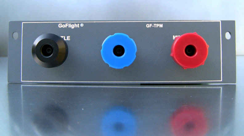 GoFlight (TPM) Thottle Pitch Mixture Module