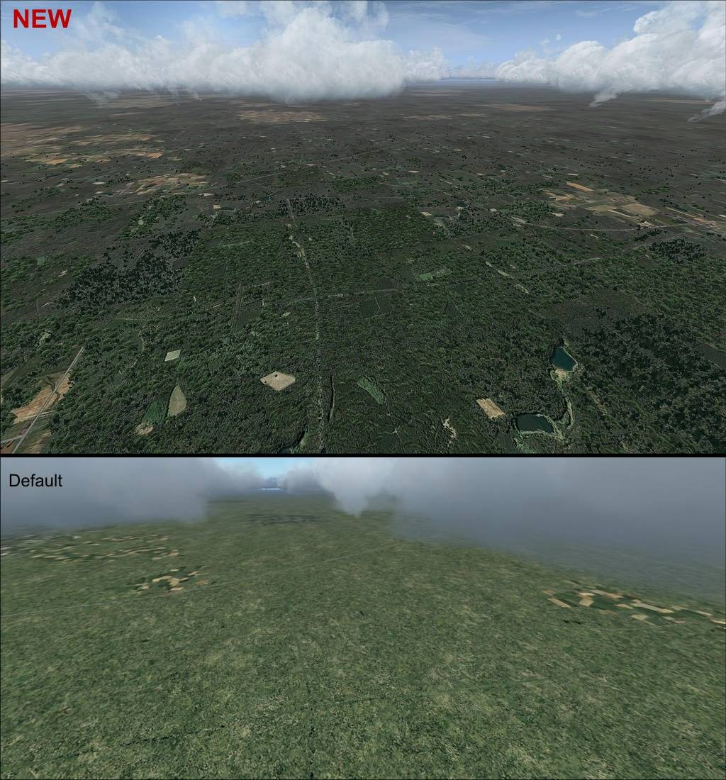 World & Mosaic v3 for FSX
