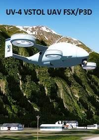 UV-4 UAV