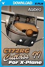 Alabeo C172RG Cutlass II v3 (X-Plane 10.5)