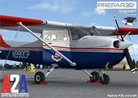 Cessna 172 Trainer (P3D & FSX) Academic Bundle