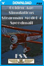 Stearman Model 4 Speedmail