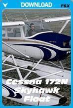 C172N SKYHAWK II FLOAT (FSX)