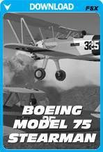 Boeing Model 75 Stearman (FSX)
