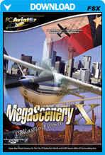 MegaSceneryX: Dallas/Fort Worth