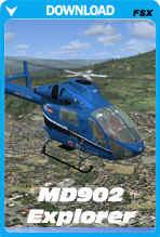 McDonnell Douglas MD902 Explorer