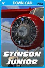 Stinson Junior (FSX)