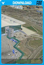 Cork Airport - EICK (Ireland) (FSX/FS2004)